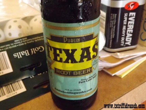 Texas Root Beer