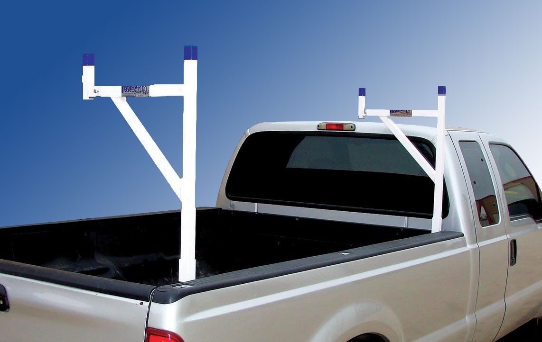 removable ladder racks for trucks service body