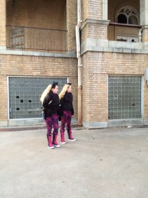Ghost Walking Baker Hotel- Travels Of Texas Twins