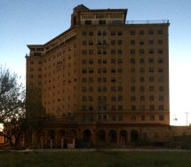 Haunted Baker Hotel Texas