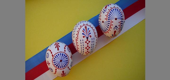 Wendish Easter Eggs - Texas Wendish Heritage