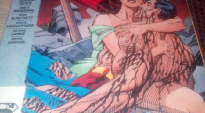 """After Dark: A Blast From The Past Presents: """"Superman: Doomsday: WTF?!!"""""""