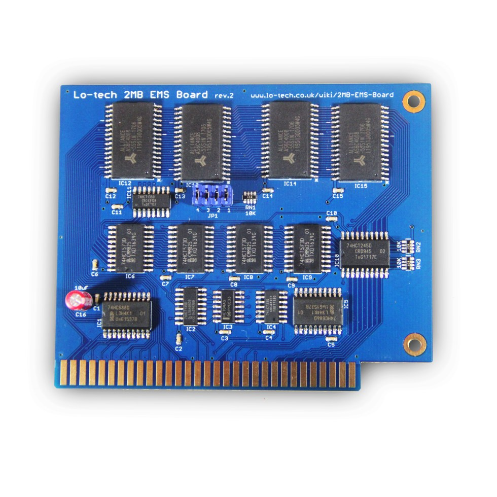 Lo-tech EMS 2MB