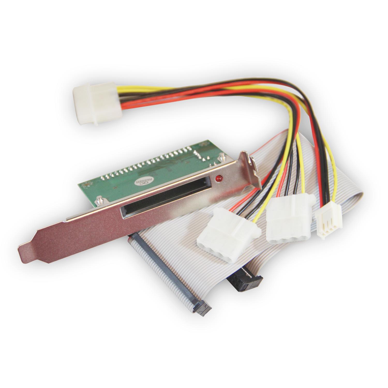 TexElec/'s ISA CF Bracket Adapter Kit for Lo-tech ISA CompactFlash Adapter