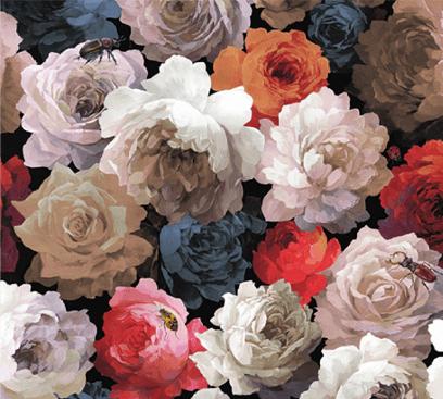 Terciopelo Floralia