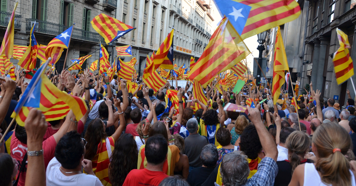 Catalan Independence Referendum Scheduled for October
