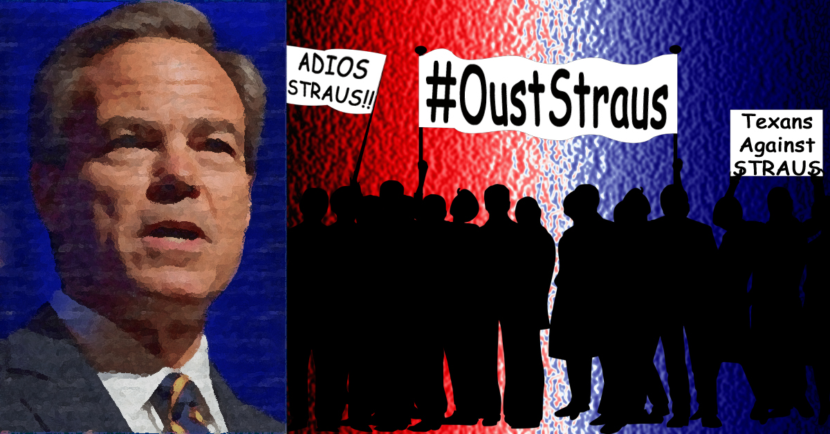 Two More Counties Join the Growing Oust-Straus List