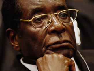 Robert Mugabe, 2008