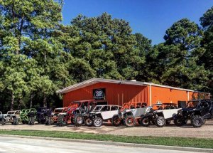 3P Offroad RV dealership in Tomball, Texas