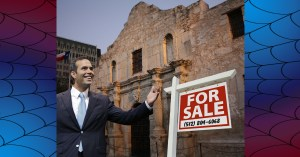 George P. Bush Resigns From Alamo Trust