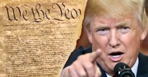 "Trump: ""Take the Guns First, Go Through Due Process Second"""