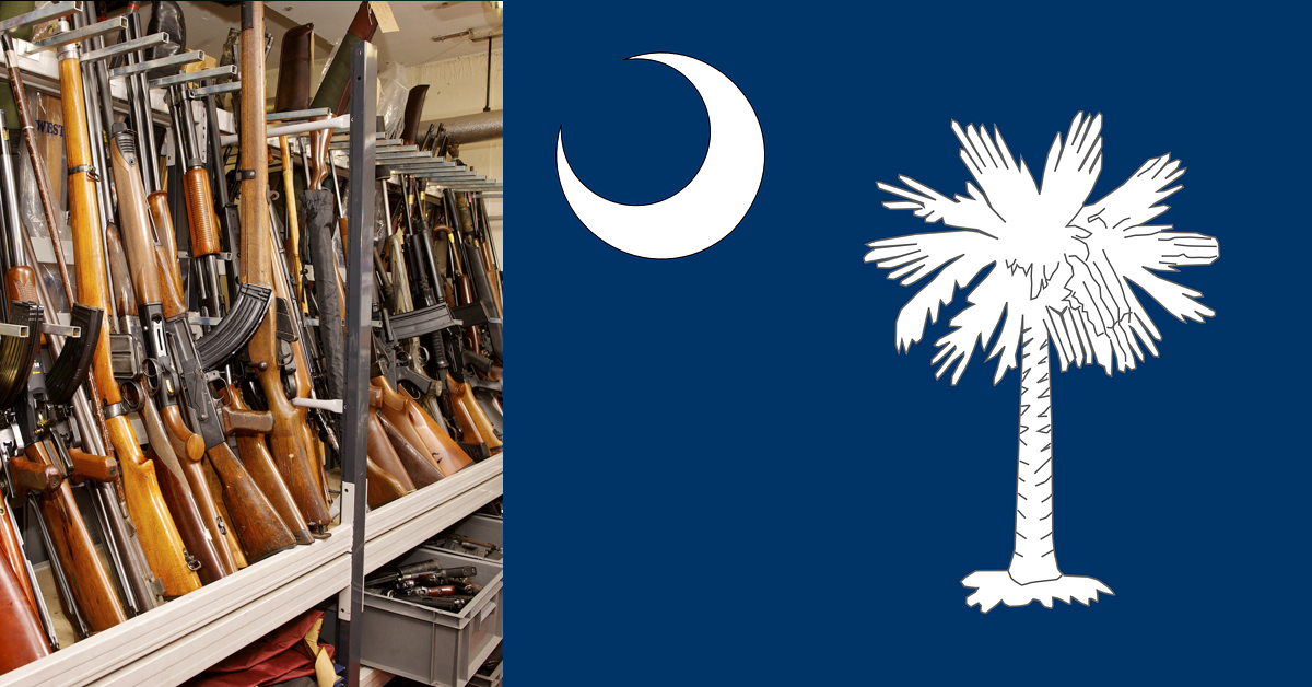 Secession: South Carolina's Gun-Grab Solution