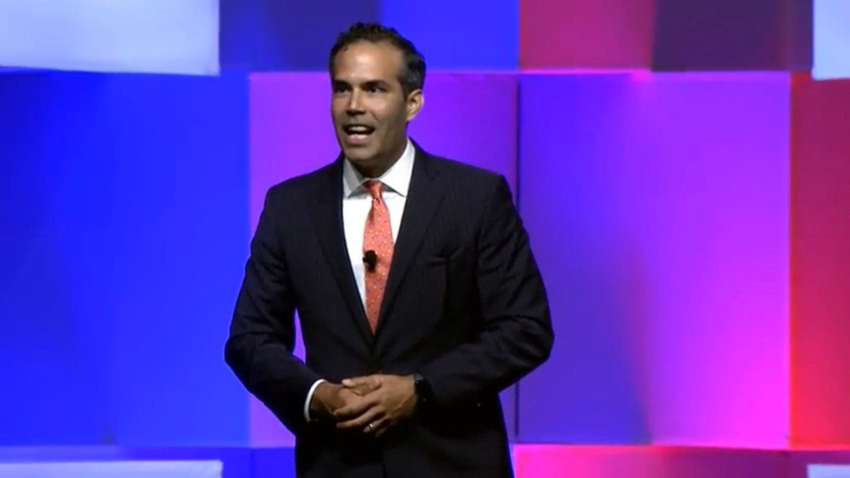George P. Bush Booed at RPT Convention