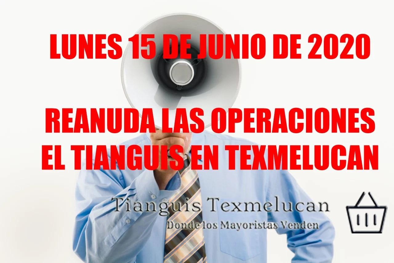 El día 15 de junio de 2020 Reanuda las operaciones