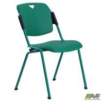 Стул Рольф зеленый пластик зеленый