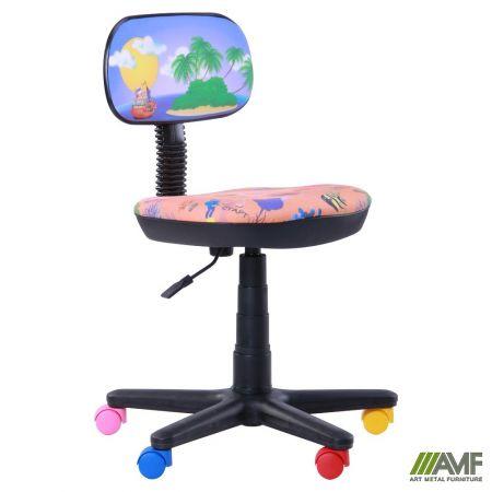Кресло детское Бамбо дизайн Игра - сокровища моря