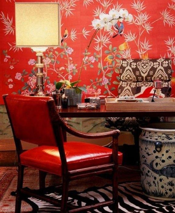 Κόκκινα χρωμάτα βαφής τοίχου4