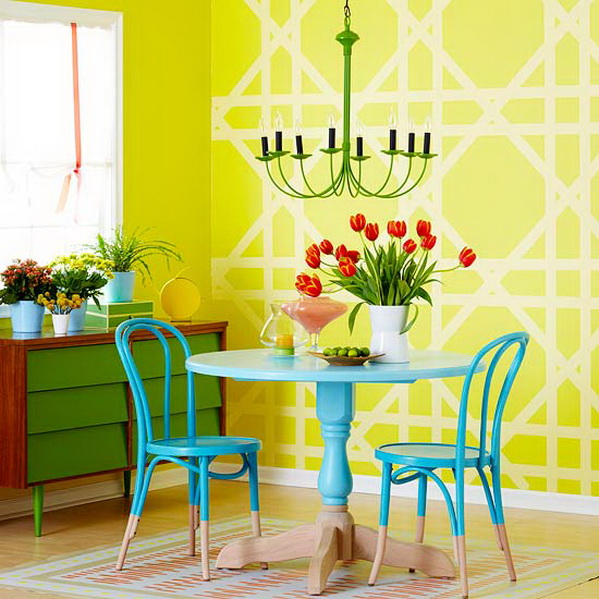 7b11e9c3864 Ιδέες χρωμάτων για βάψιμο τοίχου - 50 Υπέροχες εικόνες που θα σας ...