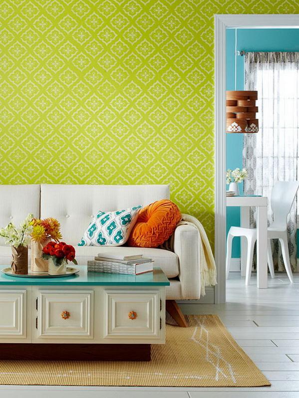 Ιδέες χρωμάτων για βάψιμο τοίχου9