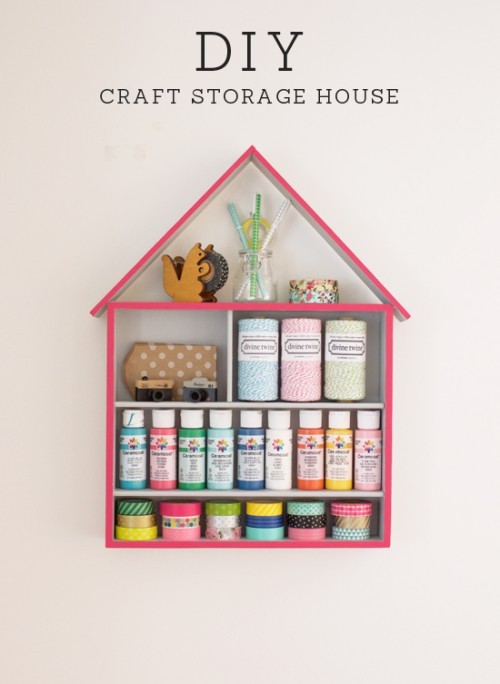 Οι πιο δημιουργικές DIY ιδέες για Οργάνωση & Αποθήκευση1