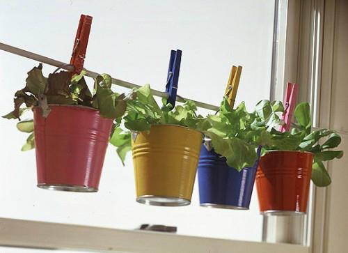 Πώς να διακοσμήσετε την κουζίνα σας με βότανα10