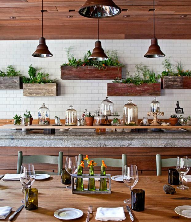 Πώς να διακοσμήσετε την κουζίνα σας με βότανα27
