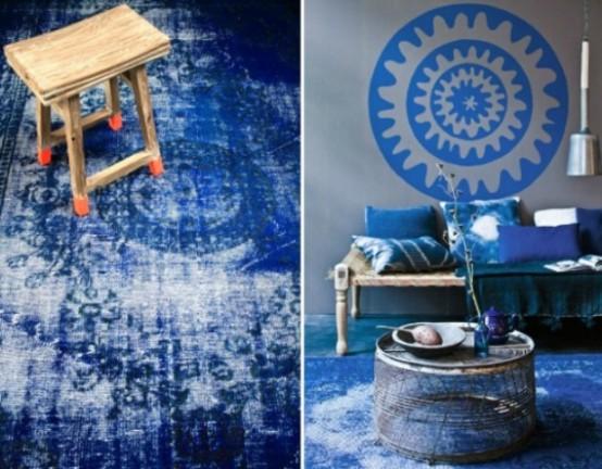 Ιδέες για Διακόσμηση στο Σπίτι  με Λουλακί4