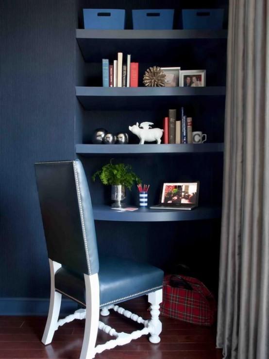 Ιδέες για Διακόσμηση στο Σπίτι  με Λουλακί6