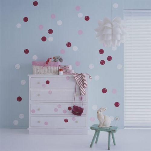 διακόσμηση τοίχου παιδικού δωματίου12