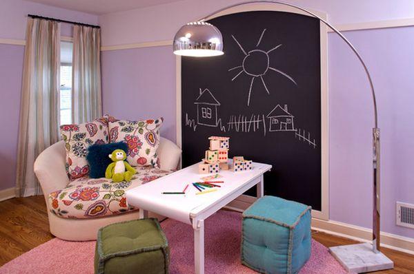 χρώμα μαυροπίνακα για διακόσμηση στο σπίτι65