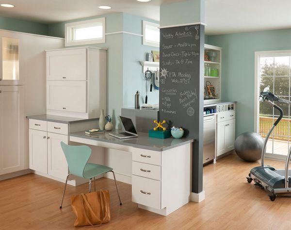 χρώμα μαυροπίνακα για διακόσμηση στο σπίτι9