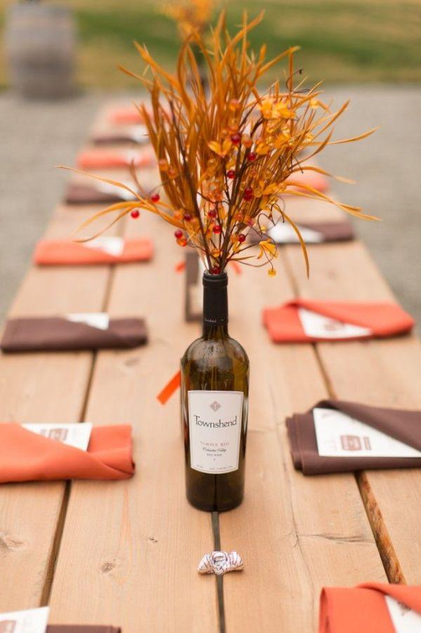 Diy Ιδέες από Μπουκάλια κρασιού10