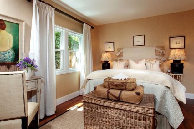 Ιδέες σχεδιασμού για Vintage Εμπνευσμένα Υπνοδωμάτια1