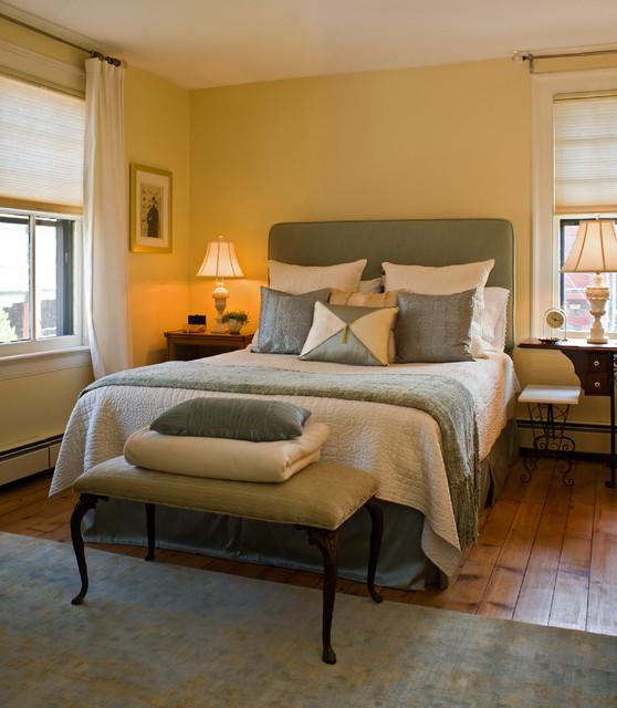 Ιδέες σχεδιασμού για Vintage Εμπνευσμένα Υπνοδωμάτια11