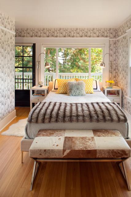 Ιδέες σχεδιασμού για Vintage Εμπνευσμένα Υπνοδωμάτια4