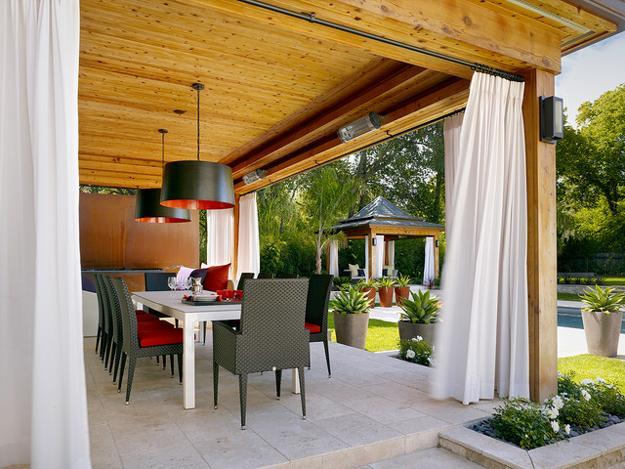 Πράσινες Ιδέες σχεδιασμού κήπου και αυλής2