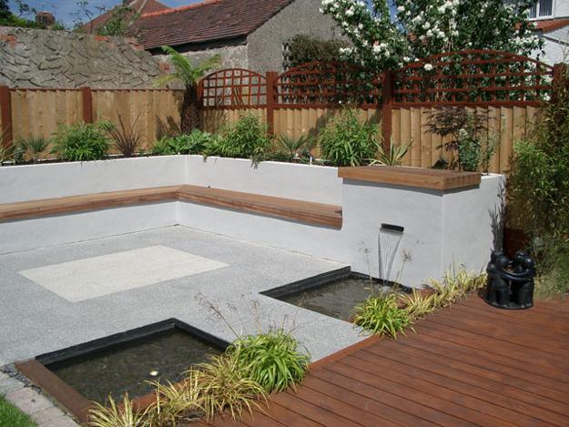 Πράσινες Ιδέες σχεδιασμού κήπου και αυλής22