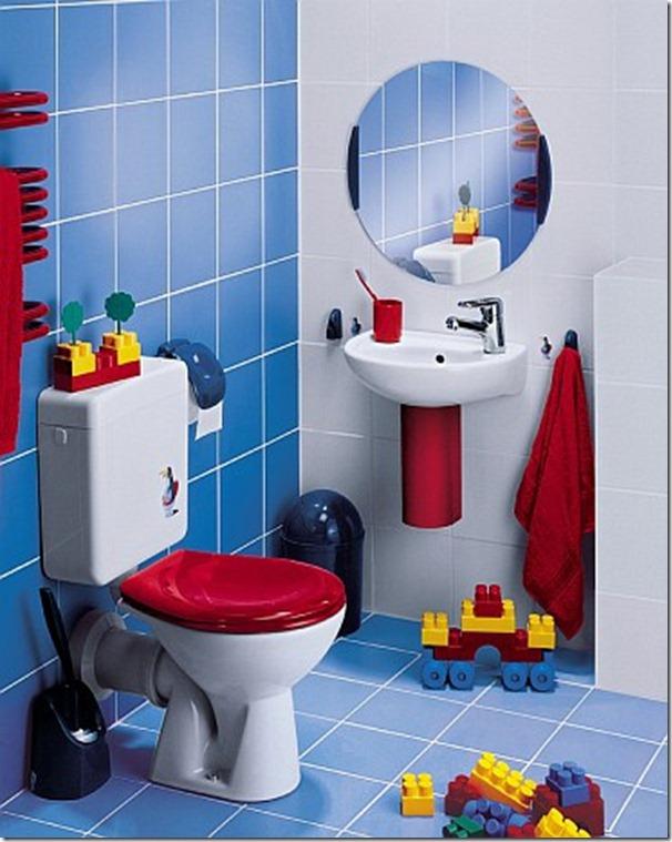Υπέροχες Ιδέες διακόσμησης Μπάνιου για τα παιδιά σας14