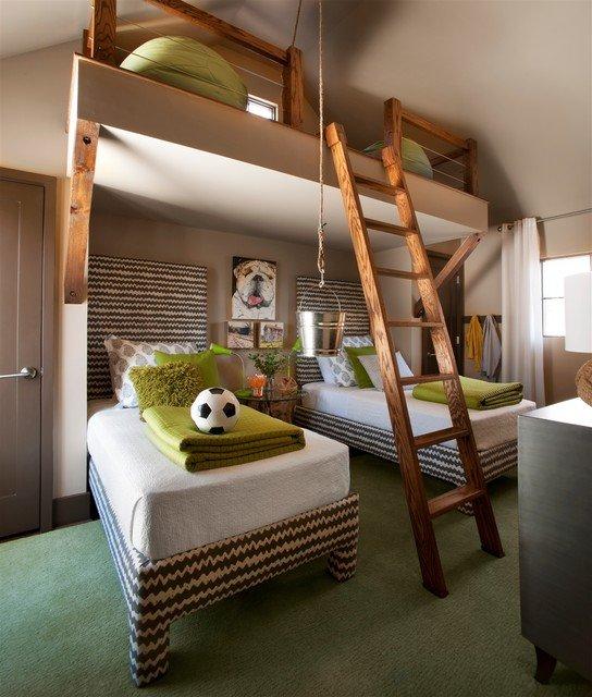 Υπνοδωμάτια για παιδιά Σχεδιασμένα σε θαλασσινό στυλ13