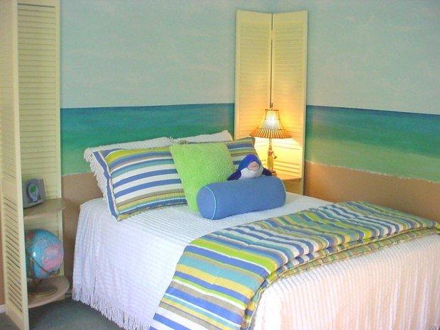 Υπνοδωμάτια για παιδιά Σχεδιασμένα σε θαλασσινό στυλ4