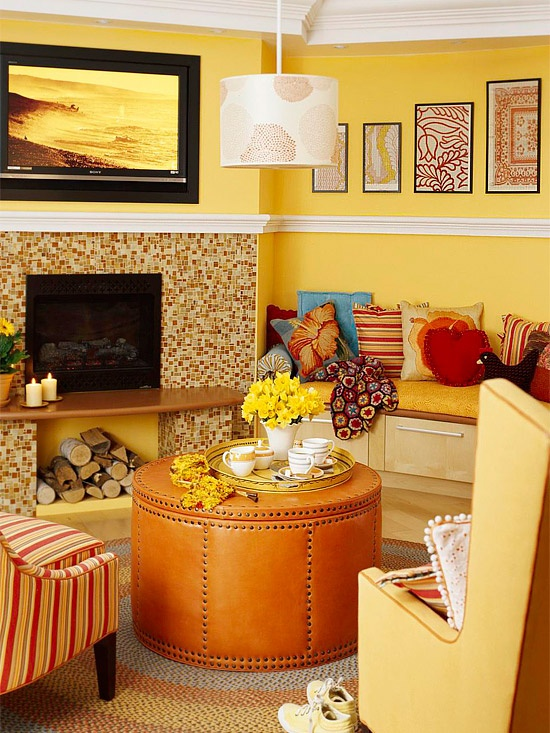 ιδέες με κίτρινο χρώμα14