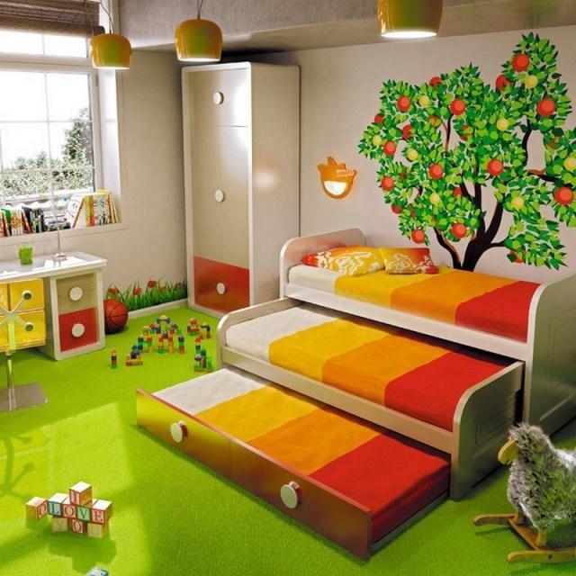 ιδέες με παιδικές κουκέτες21