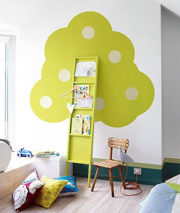 Καταπληκτικές Ιδέες Παιδικού δωματίου7