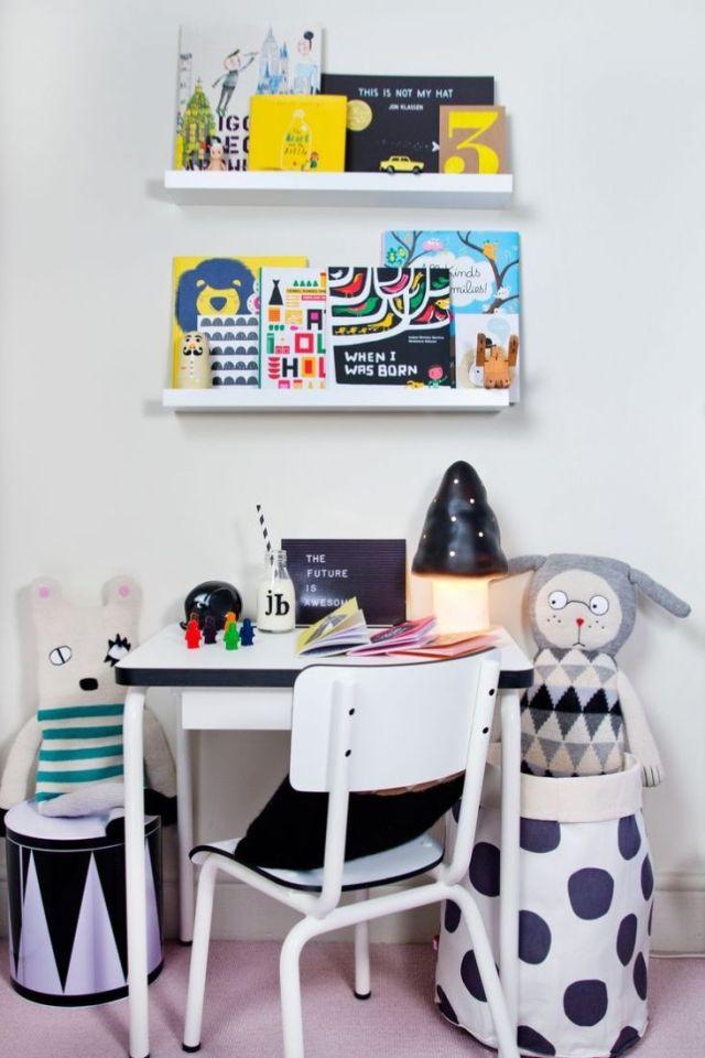 Εκπληκτικά παιδικά vintage γραφεία5