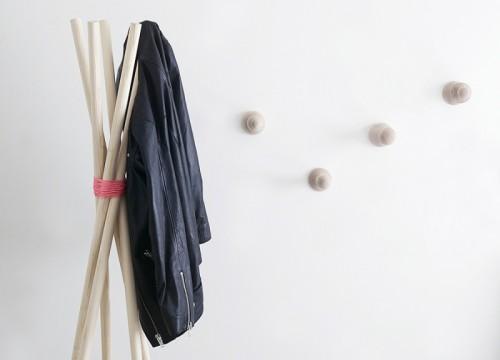 DIY κρεμάστρες και αγκίστρια για παλτό12