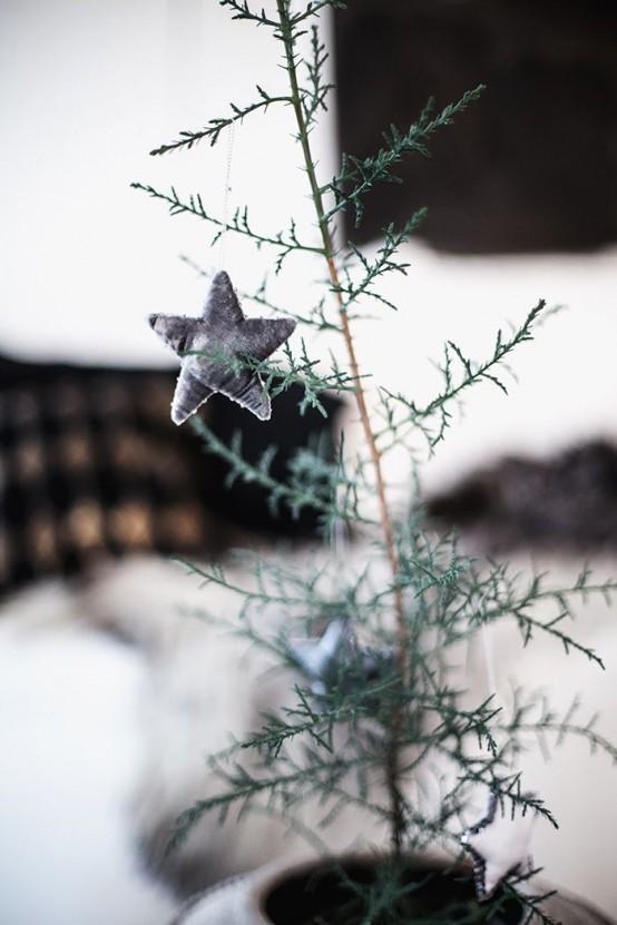 Ιδέες Διακόσμησης για τα Χριστούγεννα σε όλες τις αποχρώσεις του γκρι22