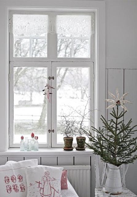 Σκανδιναβικές Χριστουγεννιάτικες Ιδέες Διακόσμησης1