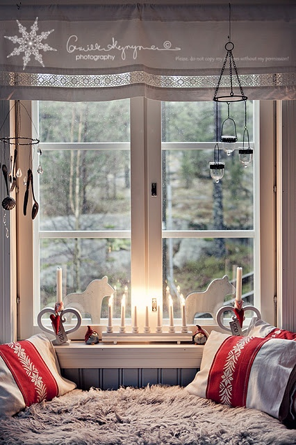 Σκανδιναβικές Χριστουγεννιάτικες Ιδέες Διακόσμησης14
