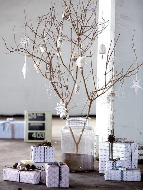 Σκανδιναβικές Χριστουγεννιάτικες Ιδέες Διακόσμησης25