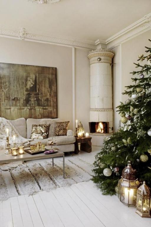 Σκανδιναβικές Χριστουγεννιάτικες Ιδέες Διακόσμησης28